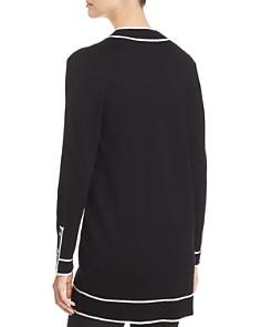 Calvin Klein - Tipped Open Cardigan