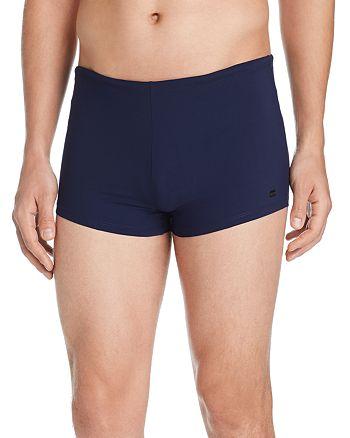 BOSS - Square-Cut Swim Shorts