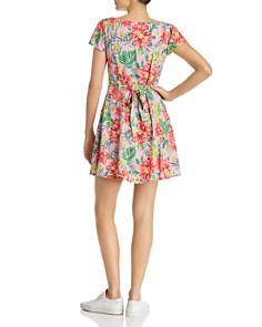 Lost and Wander - Mai Tai Tropical Floral Mini Dress