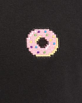 Bricktown - Pixelated Donut Crewneck Sweatshirt
