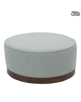 Bloomingdale's Artisan Collection - Rosie Ottoman - 100% Exclusive