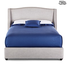 Mitchell Gold Bob Williams - Celina Floating Rails Queen Bed