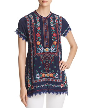 93f35923cc1fb2 Johnny Was - Liesse Embroidered Tunic ...