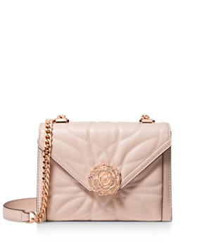 32bc394e8720 MICHAEL Michael Kors - Whitney Leather Convertible Shoulder Bag ...