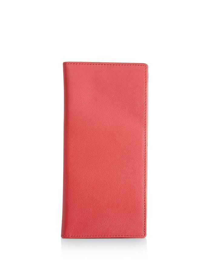 ROYCE New York - Leather RFID-Blocking Travel Document Organizer