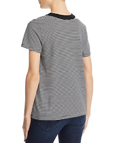 n:philanthropy - Zander Heart Cutout Striped Tee - 100% Exclusive