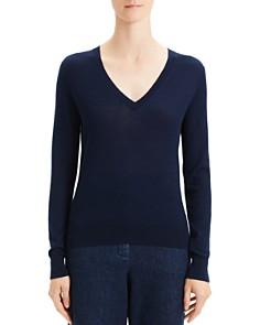 Theory - Slim V-Neck Sweater