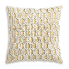 "Sky - Alondra French Knot Decorative Pillow, 18"" x 18"" - 100% Exclusive"