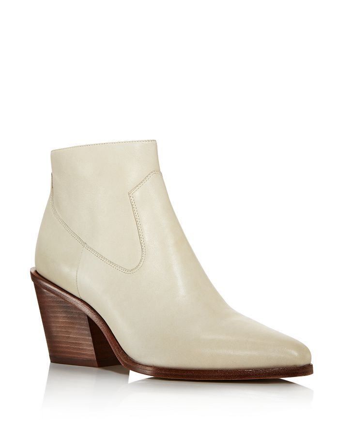 Women S Razor Western Ankle Booties