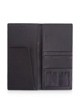 ROYCE New York - Leather RFID-Blocking Travel Document Organizer