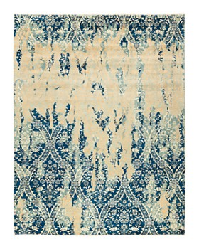 Solo Rugs - Abstract Natomas Hand-Knotted Area Rug Collection