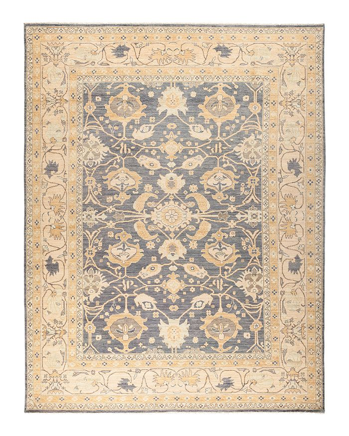 Rugs Oushak Pax Hand-Knotted Area Rug