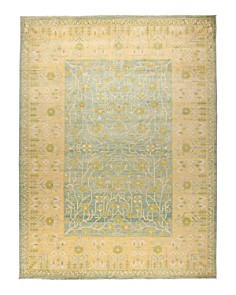 Solo Rugs - Eclectic Karachi Hand-Knotted Area Rug Collection