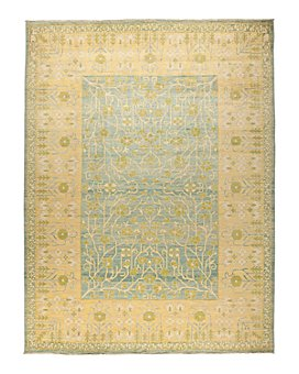 Bloomingdale's - Eclectic Karachi Hand-Knotted Area Rug Collection