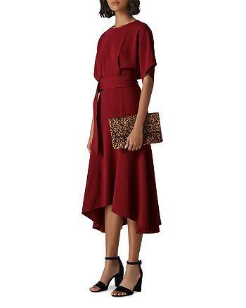 Whistles - Belted Midi Dress
