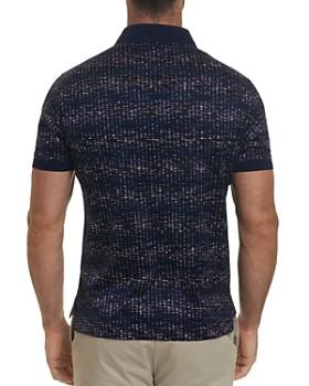 Robert Graham - Faraday Abstract-Print Classic Fit Polo Shirt