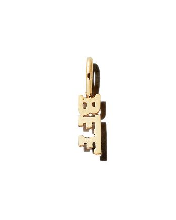 Zoë Chicco - 14K Yellow Gold BFF Charm