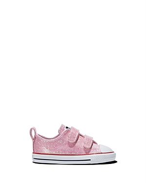 Converse Girls' Sequin Chuck Taylor All Star 2V Sneakers - Walker, Toddler