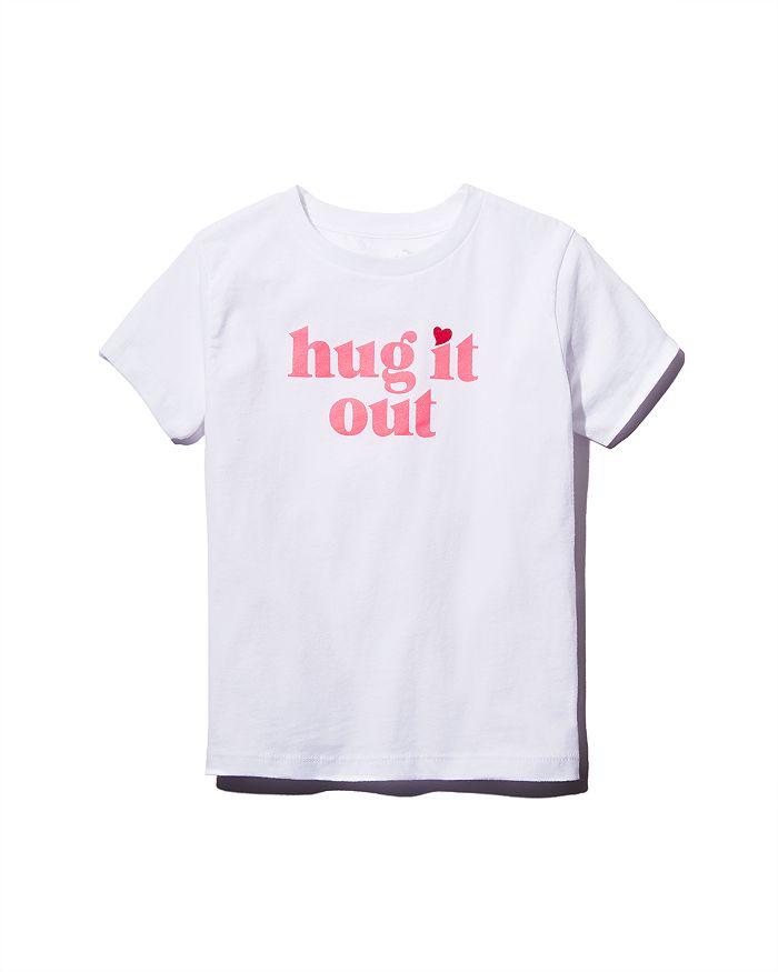Prinkshop - x Darcy Miller Girls' Hug It Out Tee, Little Kid - 100% Exclusive
