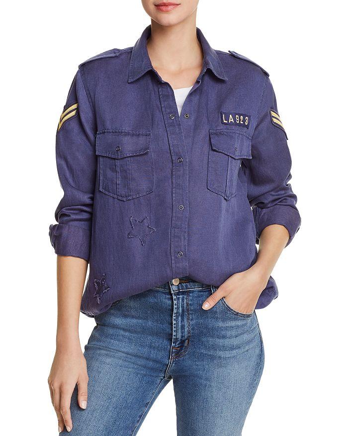 Rails - Kato Military Shirt Jacket