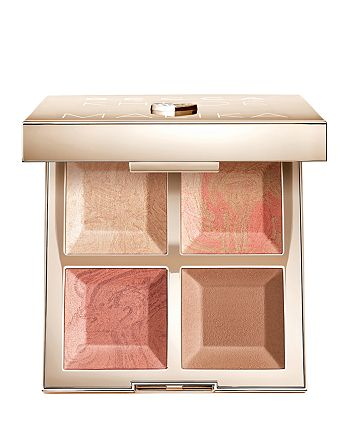 Becca Cosmetics - BECCA x Khloé Kardashian & Malika Haqq Bronze, Blush & Glow Palette