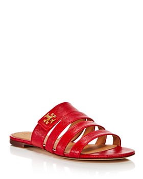 2b8f618101 Tory Burch - Women's Kira Multi-Band Slide Sandals ...