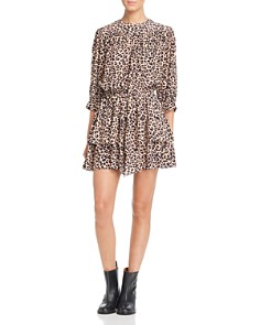 Zadig & Voltaire - Rooka Leopard-Print Dress