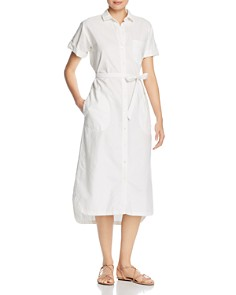ATM Anthony Thomas Melillo - Belted Shirt Dress