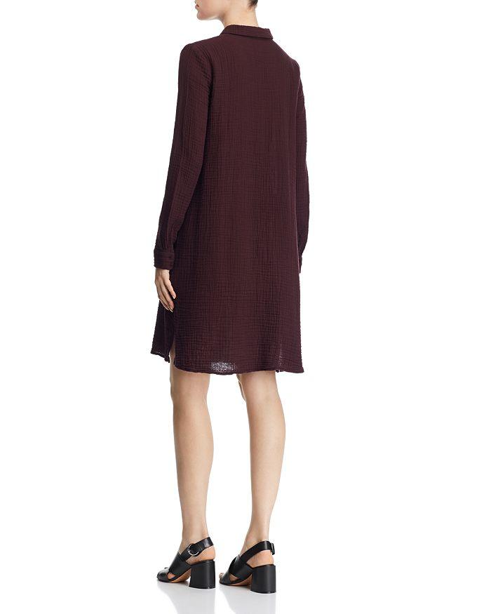3774d73d472 Eileen Fisher - Classic   Crinkled Shirt Dress