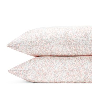 Sky - Linear Floral Standard Pillowcase, Pair - 100% Exclusive