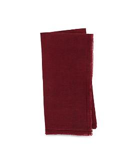 Hudson Park Collection - Fringe Napkin, Set of 4 - 100% Exclusive