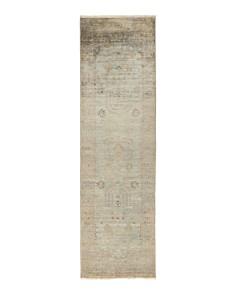 "Solo Rugs - Macarius Vibrance Runner Rug, 3'1"" x 9'10"""