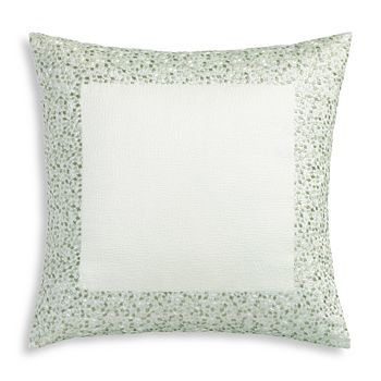 "Hudson Park Collection - Aster Embroidered Decorative Pillow, 16"" x 16"" - 100% Exclusive"