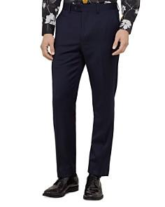 Ted Baker - Arcinat Debonair Plain Slim Fit Suit Trousers