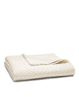 Hudson Park Collection - Luxe Block Matelassé Coverlets - 100% Exclusive