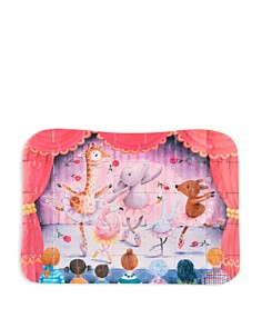 Jellycat - Elly Ballerina Puzzle - Ages 18 mos+