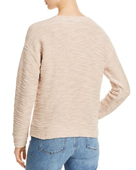 07288536448260 Marc New York - Bouclé Sweatshirt Marc New York - Bouclé Sweatshirt