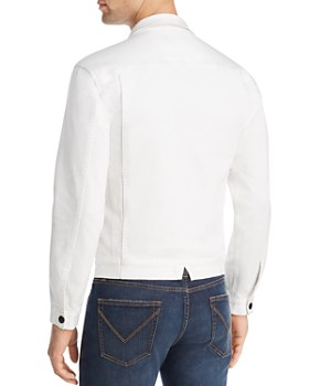 John Varvatos Star USA - Paul Snap-Front Trucker Jacket