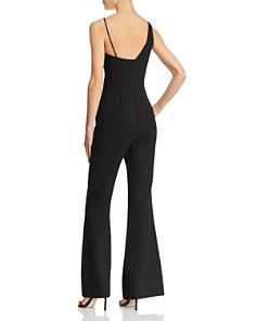 LIKELY - Kendra Sleeveless Asymmetric Jumpsuit