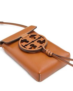 Tory Burch - Miller Leather Smartphone Crossbody