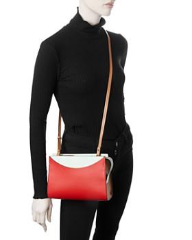 Marni - Small Color-Block Leather Crossbody
