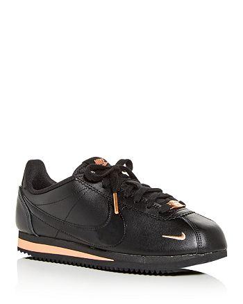 Nike - Women's Classic Cortez Premium Low-Top Sneakers