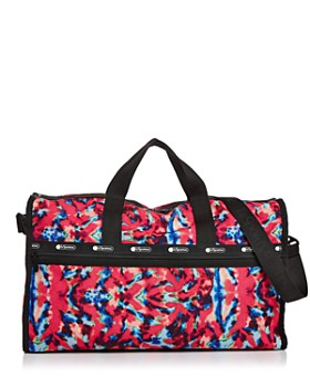 LeSportsac - Baron Von Fancy x LeSportsac x PINTRILL Weekender Duffel Bag