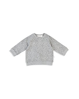 Miles Child - Unisex Basic Micro-Dot Sweatshirt - Little Kid