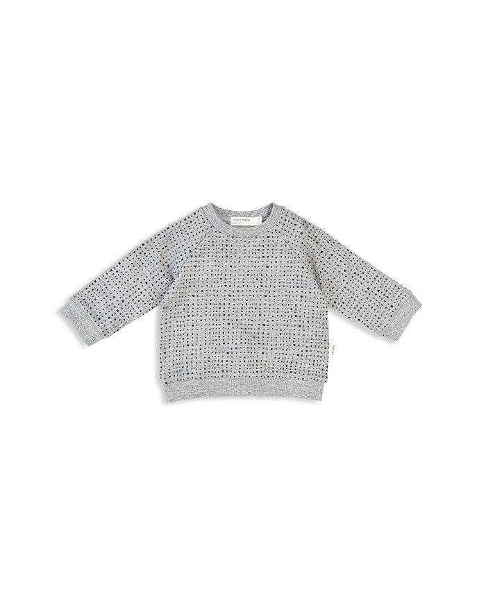 Miles Child - Unisex Basic Micro-Dot Sweatshirt - Little Kid