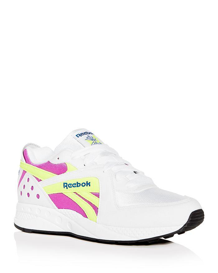 Reebok - Men's Pyro Low-Top Sneakers