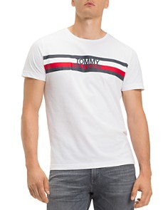 Tommy Hilfiger - Tommy Logo Graphic Tee