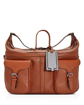 Ted Baker - Gansu Fashion Leather Holdall