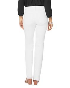 NYDJ - Barbara Bootcut Jeans in Optic White
