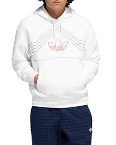 adidas Originals - Ewing Hooded French Terry Sweatshirt
